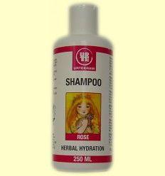 Shampoo de Rosas - Urtekram - 250 ml
