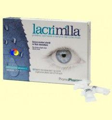 Lacrimilla - Gotas Oculares - Promo Pharma - 10 monodosis