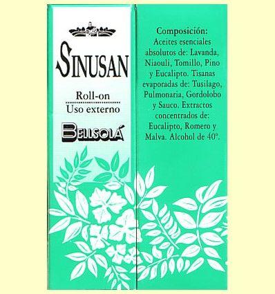 Sinusan - Bellsolá - 30 cc ******