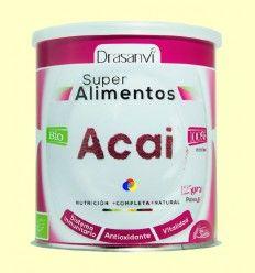 Acai Bio - SuperAlimentos - Drasanvi - 125 gramos ******