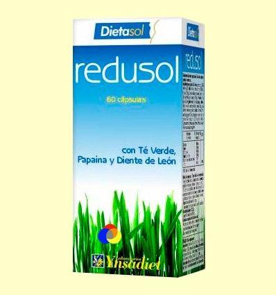 Redusol - Control del peso - Ynsadiet - 60 cápsulas