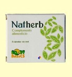 Natherb (Haqter-q) - Relaciones de pareja - Laboratorio Body Basics - 2 cápsulas