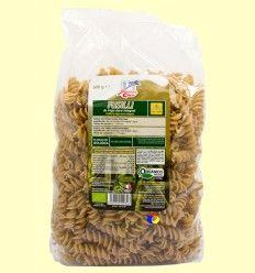 Fusilli integral de trigo duro - La Finestra Sul Cielo - 500 gramos