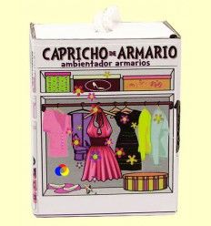 Capricho de Armario - Ambientador aroma ropa secada sol - Aromalia - 1 unidad *