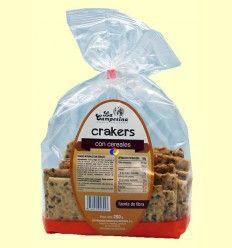 Crakers con Cereales - La Campesina - 200 gramos