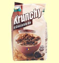 Krunchy Muesli con Chocolate Bio - Barnhouse - 375 gramos