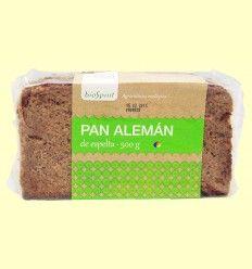 Pan Alemán de Espelta Eco - BioSpirit - 500 gramos