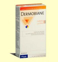 Dermobiane - Cabello y Uñas - PiLeJe - 40 cápsulas