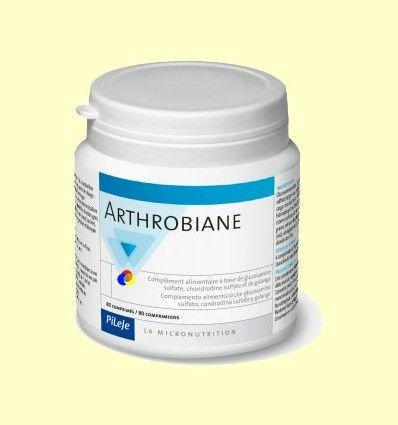 Arthrobiane - Articulaciones - PiLeJe - 80 comprimidos
