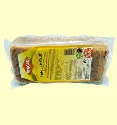 Pan de molde exento de gluten - Singlu - 350 gramos