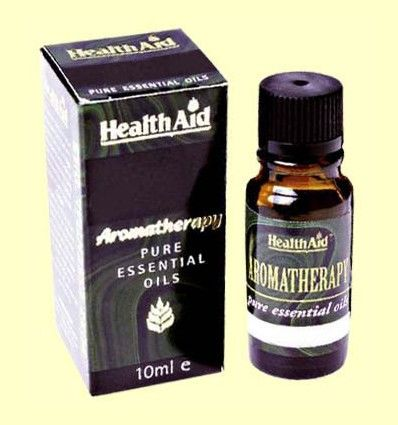 Jengibre - Ginger - Aceite Esencial - Health Aid - 10 ml