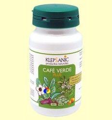 Café Verde plus - Klepsanic - 80 cápsulas