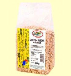 Copos de Avena Integrales - El Granero - 500 gramos