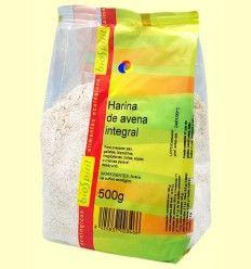 Harina de Avena Integral - BioSpirit - 500 gramos