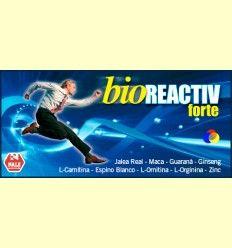 Bi Reactiv Forte - Potenciador físico y mental - Laboratorios Nale - 20 viales