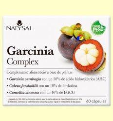 Garcinia Complex - Natysal - 60 cápsulas