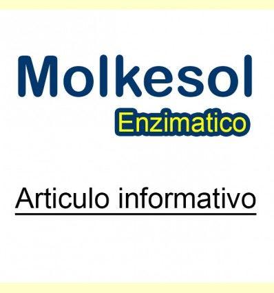 Información Molkesol Enzimático - Información facilitada por los Laboratorios Ynsadiet