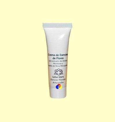 Crema Esencia de Flores - Lotus Blanc - 10 ml