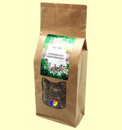 Condimento Mediterráneo - Klepsanic - 80 gramos