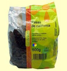 Pasas de California Bio - BioSpirit - 500 gramos