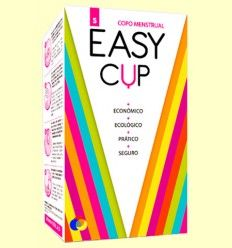 Easy Cup Copa Menstrual - DietMed - Talla S