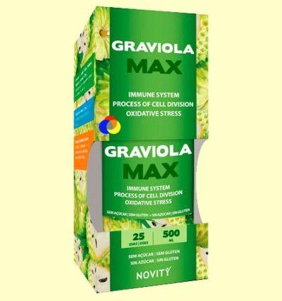 Graviola Max - Novity - 500 ml
