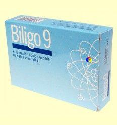 Biligo 9 Silicio - Artesanía Agricola - 20 ampollas