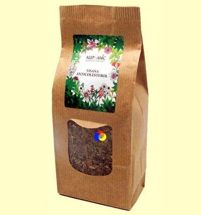 Tisana Anticolesterol - Klepsanic - 80 gramos