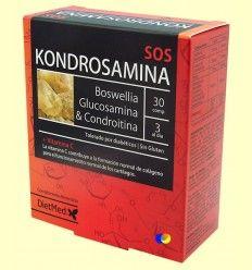 Kondrosamina SOS - DietMed - 30 comprimidos