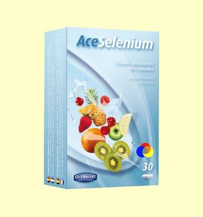 Ace Selenium - Orthonat - 30 cápsulas