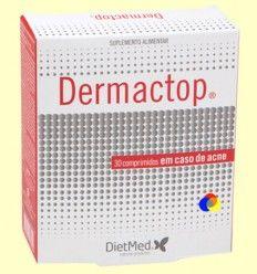 Dermactop - DietMed - 30 comprimidos