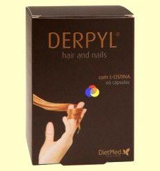 Derpyl Pelo y Uñas - DietMed - 60 comprimidos