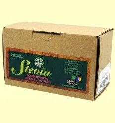 ¨Infusión Stevia bolsitas individuales - Stevia Osona - 20 sobres ***301