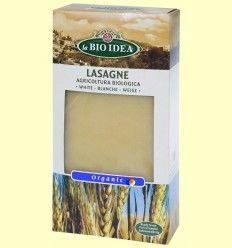 Pasta Lasaña Blanca Bio - La Bio Idea - 250 gramos