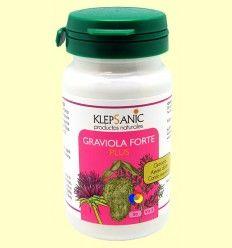 Graviola Forte Plus - Klepsanic - 80 cápsulas