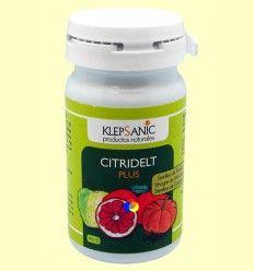 Citridelt Plus - Klepsanic - 80 cápsulas