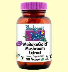 Maitakegold Mushroom Extract - Bluebonnet - 30 cápsulas