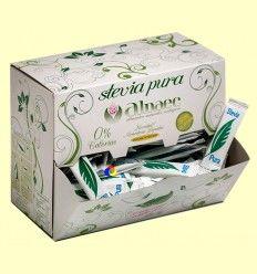 Stevia Líquida Línea Silver - Ecosalud Alnaec - 50 monodosis