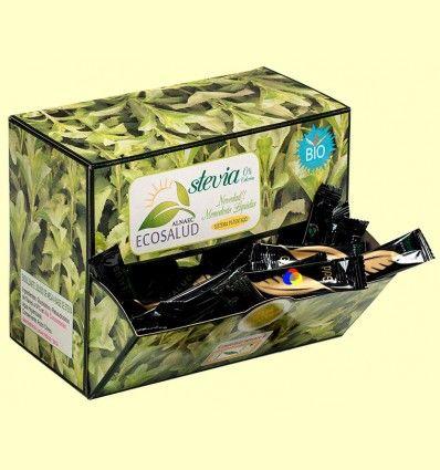 Stevia Líquida Serie Gold - Ecosalud Alnaec - 50 monodosis