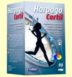 Harpago Cartil - Articulaciones - Orthonat - 90 cápsulas