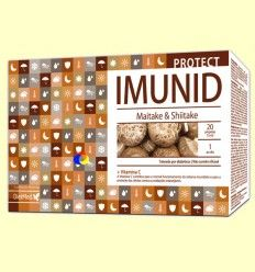 Imunid - Defensas - Dietmed - 20 ampollas