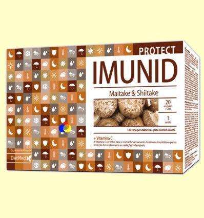 Imunid - Defensas - Dietmed - 20 ampollas