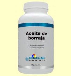 Aceite de Borraja 1000 mg - Laboratorios Douglas - 90 perlas