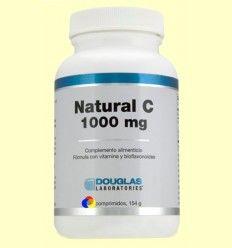 Natural C 1000 mg - Laboratorios Douglas - 100 comprimidos