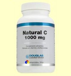 Natural C 1000 mg - Laboratorios Douglas - 250 comprimidos