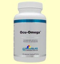 Ocu Omega - Laboratorios Douglas - 90 cápsulas