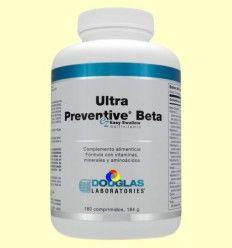 Ultra Preventive Beta EZ - Easy Swallon - Laboratorios Douglas - 180 comprimidos *+