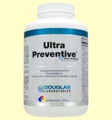 Ultra Preventive EZ - Easy Swallon - Laboratorios Douglas - 120 comprimidos