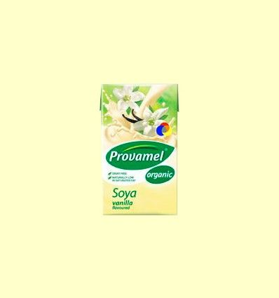 Bebida de soja de vainilla - Provamel - 250 ml