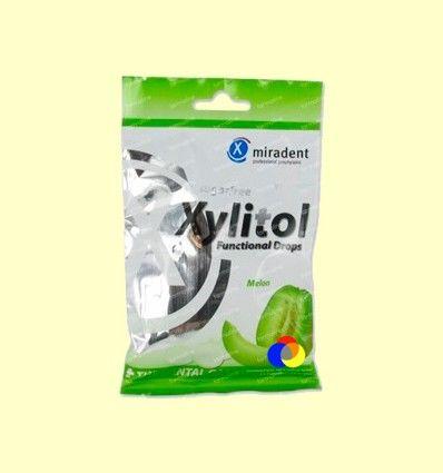 Xylitol pastillas sabor Melón - Miradent - 26 unidades